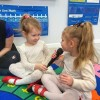 Занятия вокалом в семейном клубе Discovery в Хамовниках