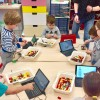 Робототехника в семейном клубе Discovery в Хамовниках