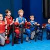 Мастер-класс по фехтованию для детей
