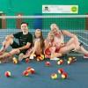 Секция большого тенниса для детей