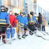 Хоккей (на ул. Магистральной)