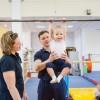 Индивидуальные занятия по гимнастике