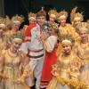 Народный ансамбль Сибирского танца