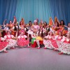 Образцовый ансамбль танца «Фиеста». Руководитель — Жанна Третьякова