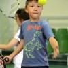 Групповые занятия теннисом