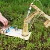 Интенсив «Сборка модели гидравлического экскаватора»