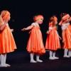 Танцы для самых маленьких. Школа танцев «Рассвет»