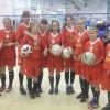 Женский футбол (на ул. Масленникова)