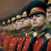 Командиры юнармейских отрядов Вахты памяти на Посту №1