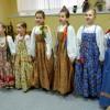 Детская фольклорная студия «Вечёрочка». Пение