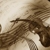 Скрипка (на ул. Голованова)