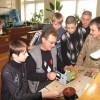 Юные любители радиотехники