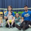 Набор на обучения большому теннису в детский сад Sun School