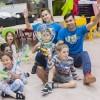 Теннисная школа в детском саду Discovery Крылатское в Москве
