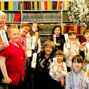 Клуб семейного чтения «Истоки»