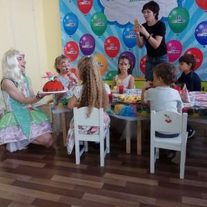 Праздники для детей. День рождения