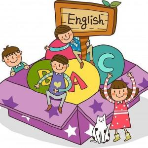 Курсы английского для малышей