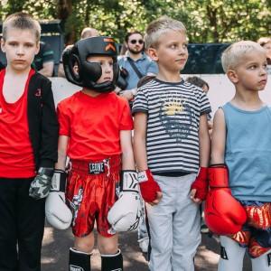 Тайский бокс и кикбоксинг (на ул. Филёвской)