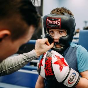 Тайский бокс (на ул. Филёвской)