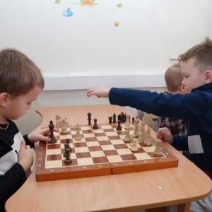 Шахматы в Академии Талантов ВОЛШЕБНЫЙ ЗАМОК