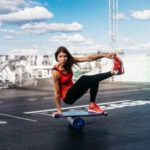 Тренировки на балансборде