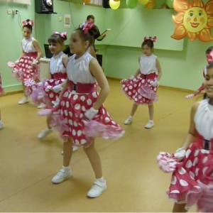 Хореографический коллектив «Академия танца»