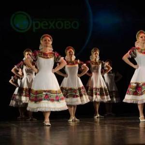 Ведущий творческий коллектив г. Москвы театр танца «СЛАВЯНЕ»