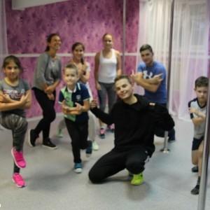 Студия танцев на Первомайской
