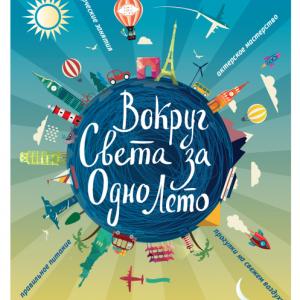 Летний городской лагерь «Вокруг света за одно лето!»