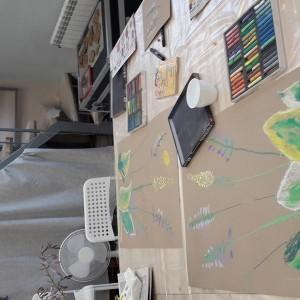 Изостудия в творческой мастерской «Холст и глина»