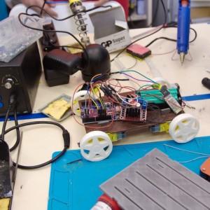 Курс робототехники и мейкерства для детей