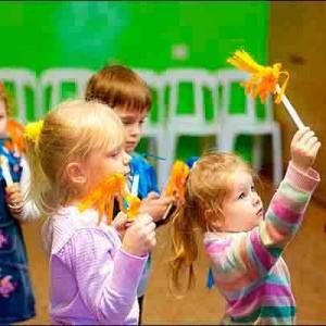 Музыкальное развитие детей дошкольного возраста