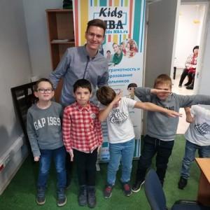 Курс финансовой грамотности и развитию бизнеса для детей 6-10 лет
