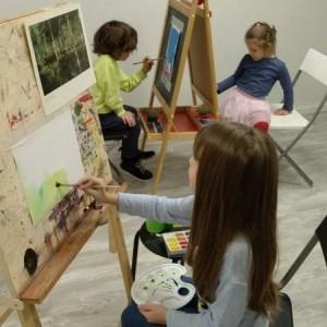 Художественная мастерская «Дети рулят»