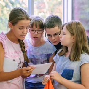 Математика в Школе гуманитарных и точных наук (на ул. Дмитриева)
