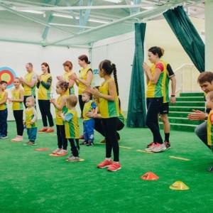 Футбол для малышей