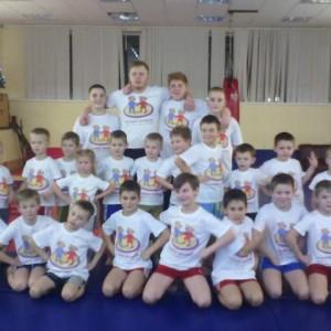 Клуб детского самбо «Русские медведи»