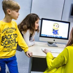 Образование для детей - Малая Компьютерная Академия