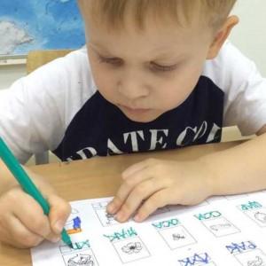 Подготовка к школе для ЛЕВШЕЙ в HAPPY INTELLECT
