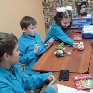 «Роботикс» в библиотеке имени А.С. Пушкина