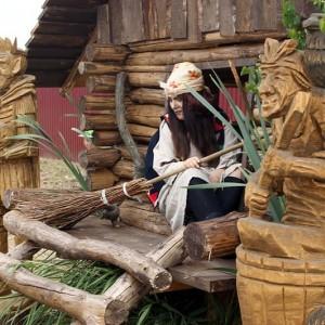 Интерактивные программы в музее сказки «Васин хутор»