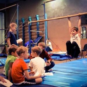 Акробатика для детей (на шоссе Энтузиастов)