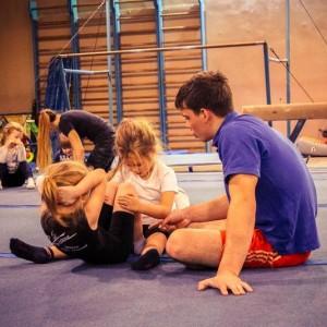 Гимнастика для малышей (на ул. Новосущёвской)