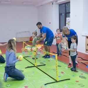 Школа тенниса для детей (на Сиреневом бул.)