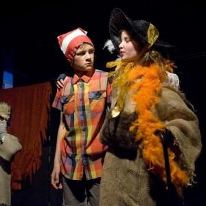 Театральная студия «Дети райка» (на ул. Домодедовской)