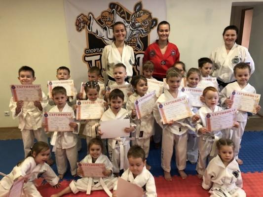 """Тхэквондо ИТФ, СК """"Тигр"""" в Перми: для детей 1-18 лет"""