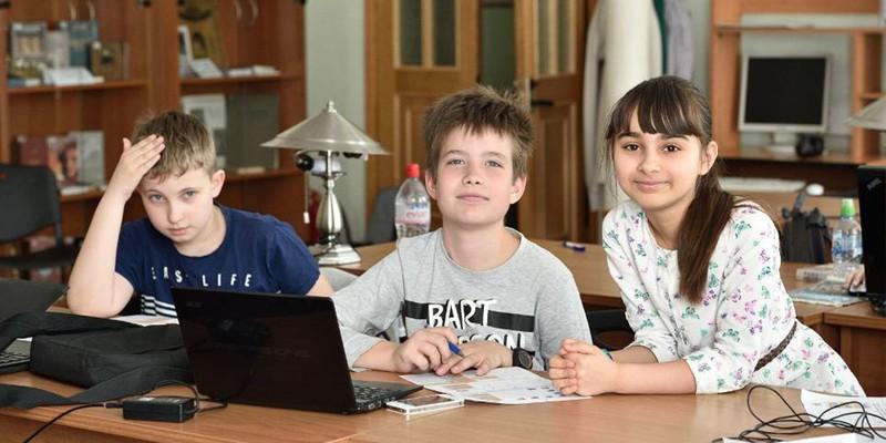 Курс робототехники для детей от 8 до 12 лет