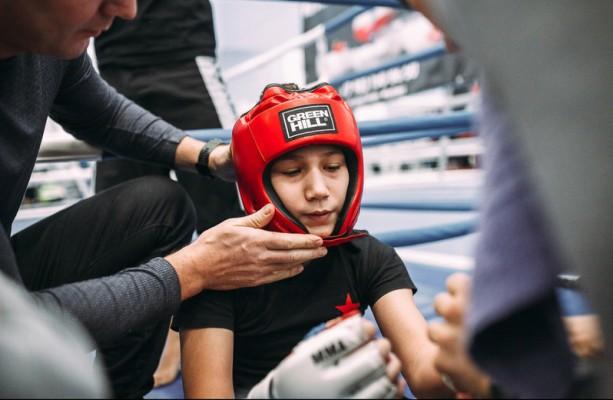 Бокс (на ул. Филёвской)