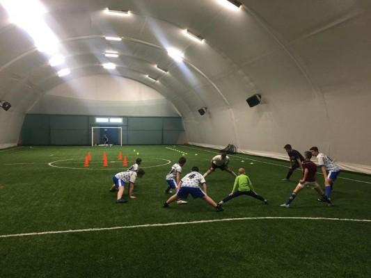Футбол. Разовое посещение