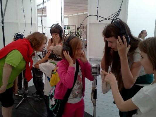 Городской Арт-лагерь для детей